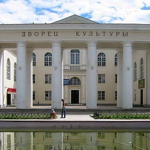 Дворцы и дома культуры Хворостянки