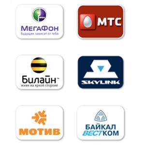 Операторы сотовой связи Хворостянки